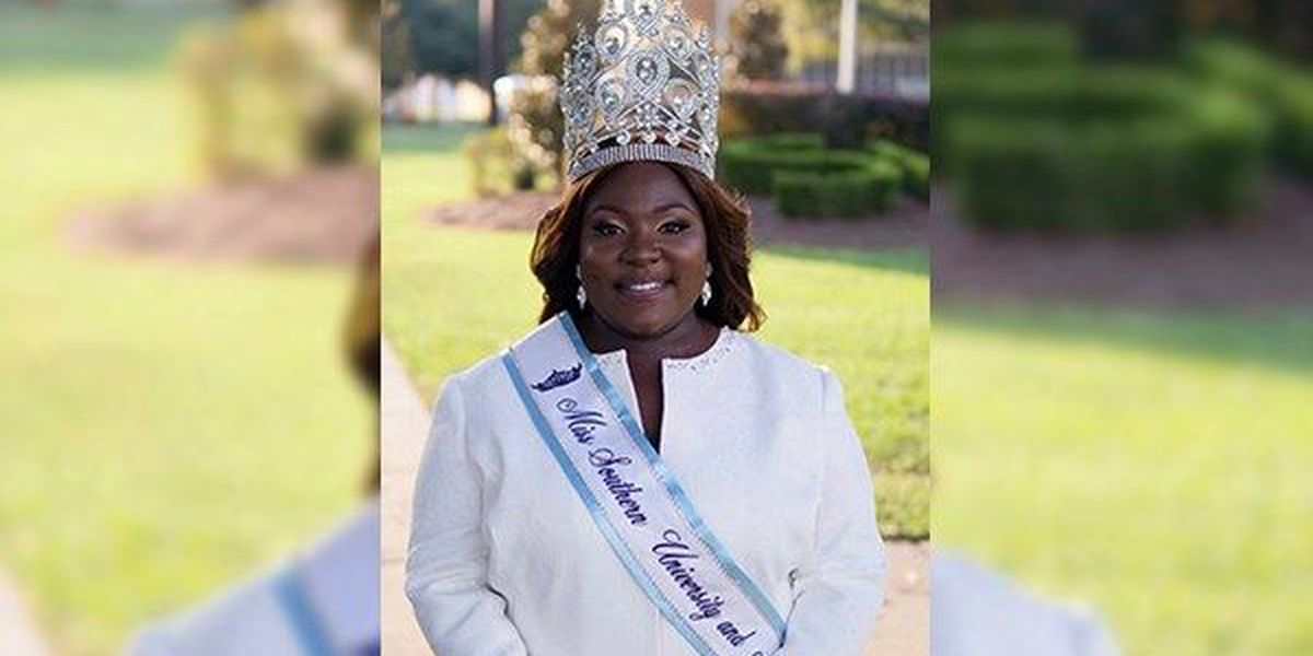 Miss SUBR included in EBONY's 2018 list of top 10 HBCU campus queens