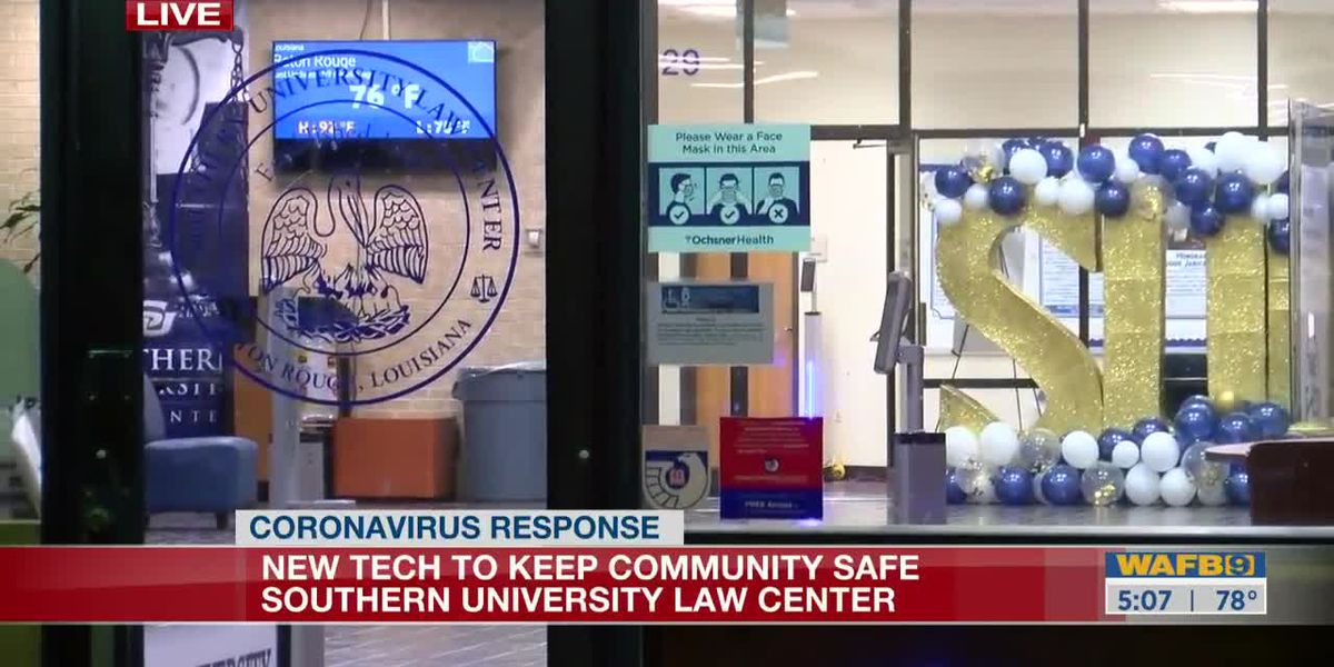 Southern University Law Center reopens-5am