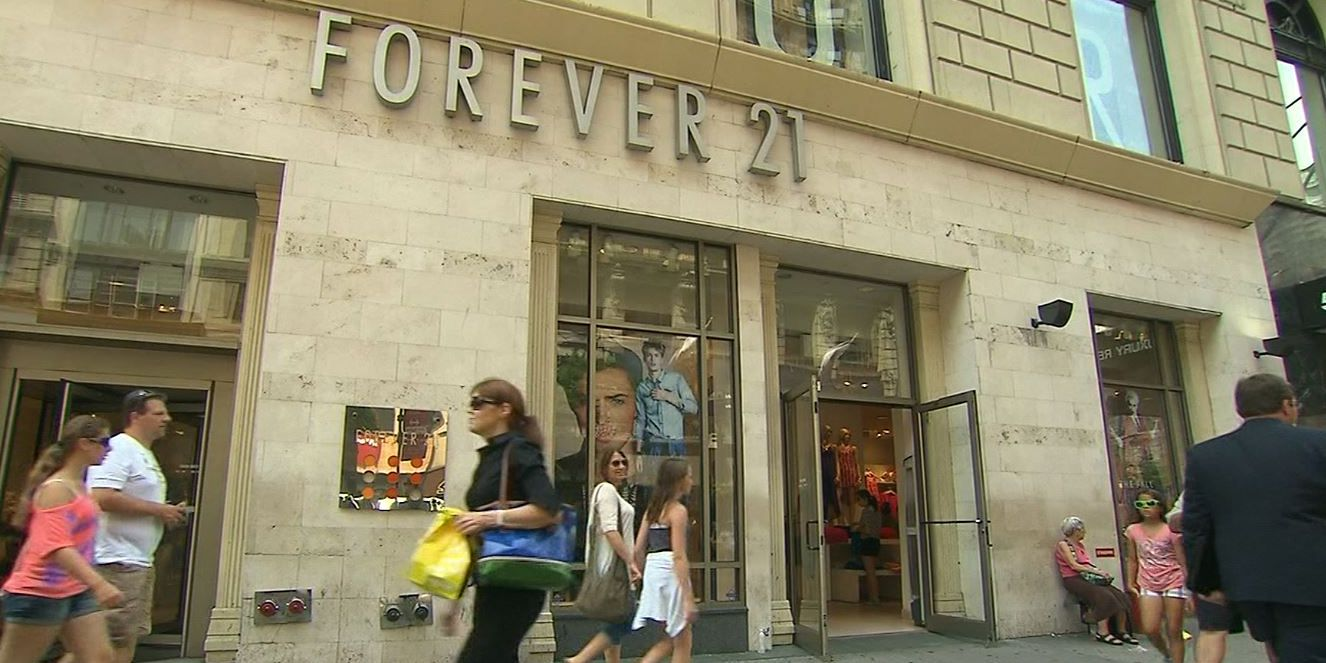 Is Forever 21 preparing for bankruptcy?