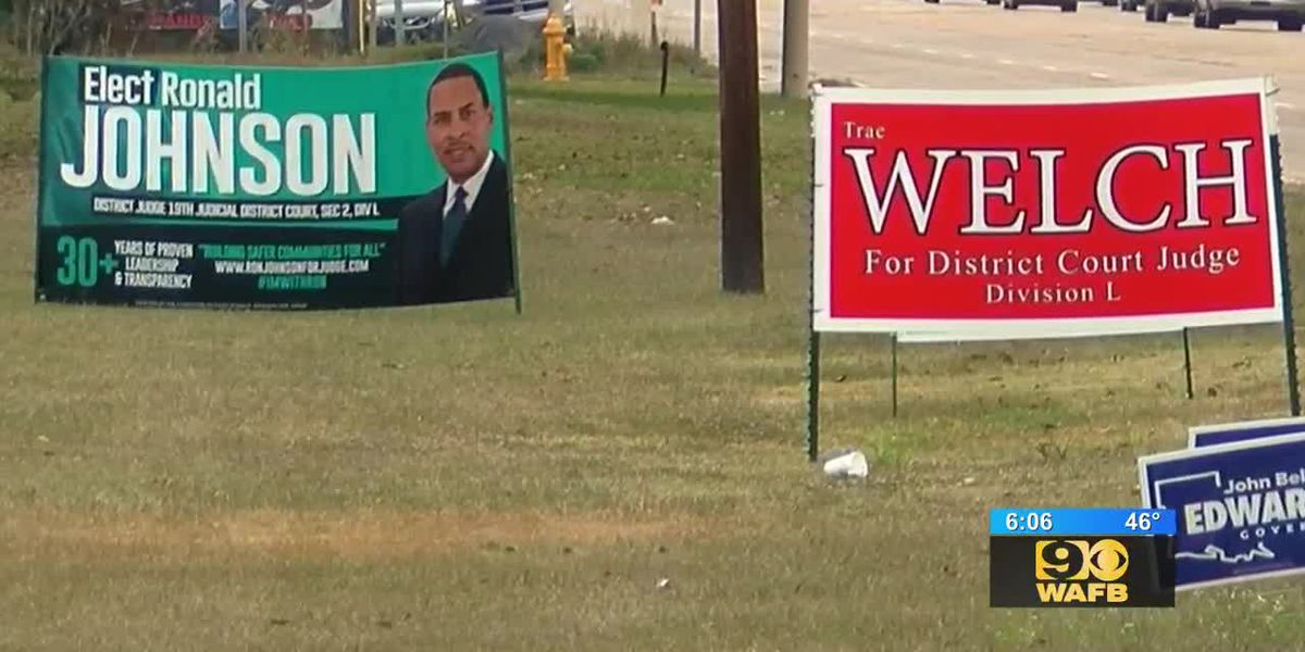 Candidates for 19th JDC judge face off Saturday in runoff election