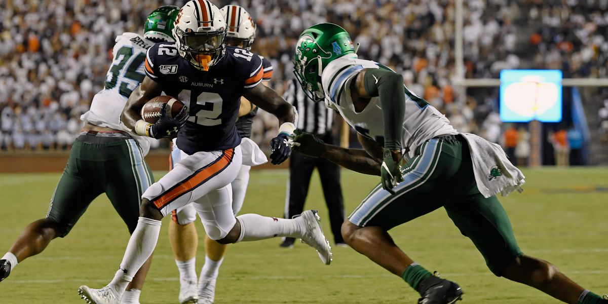 Auburn sleep walks to win over Tulane