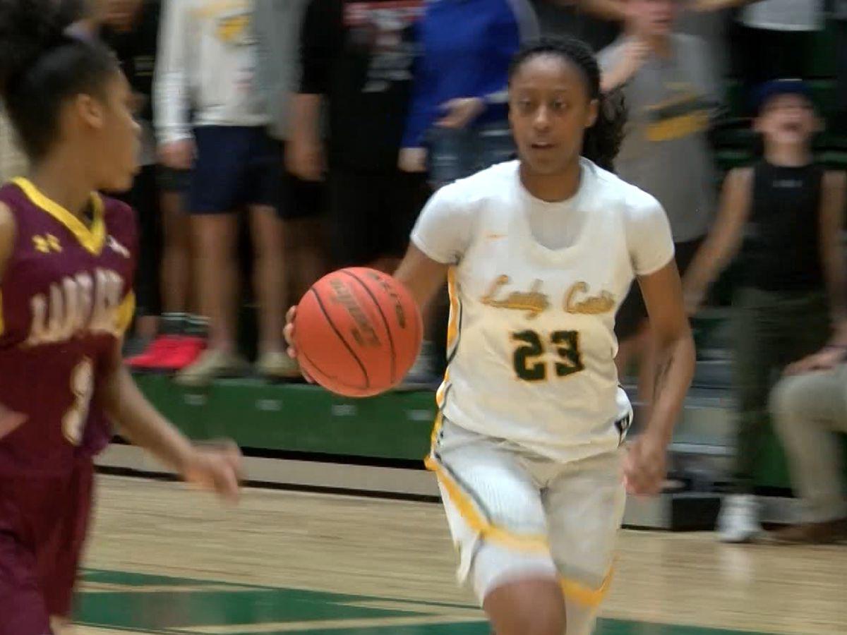Girls' high school basketball playoffs continue with quarterfinal action