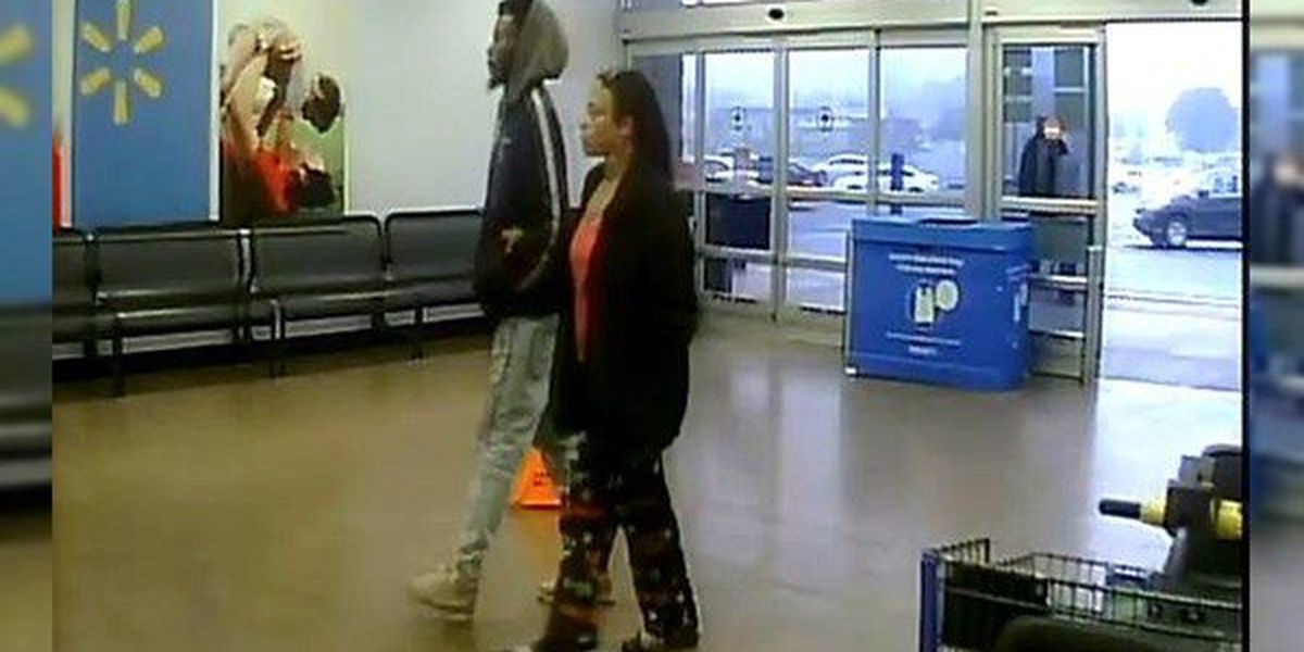 Suspected Walmart thieves push 80-year-old woman down while