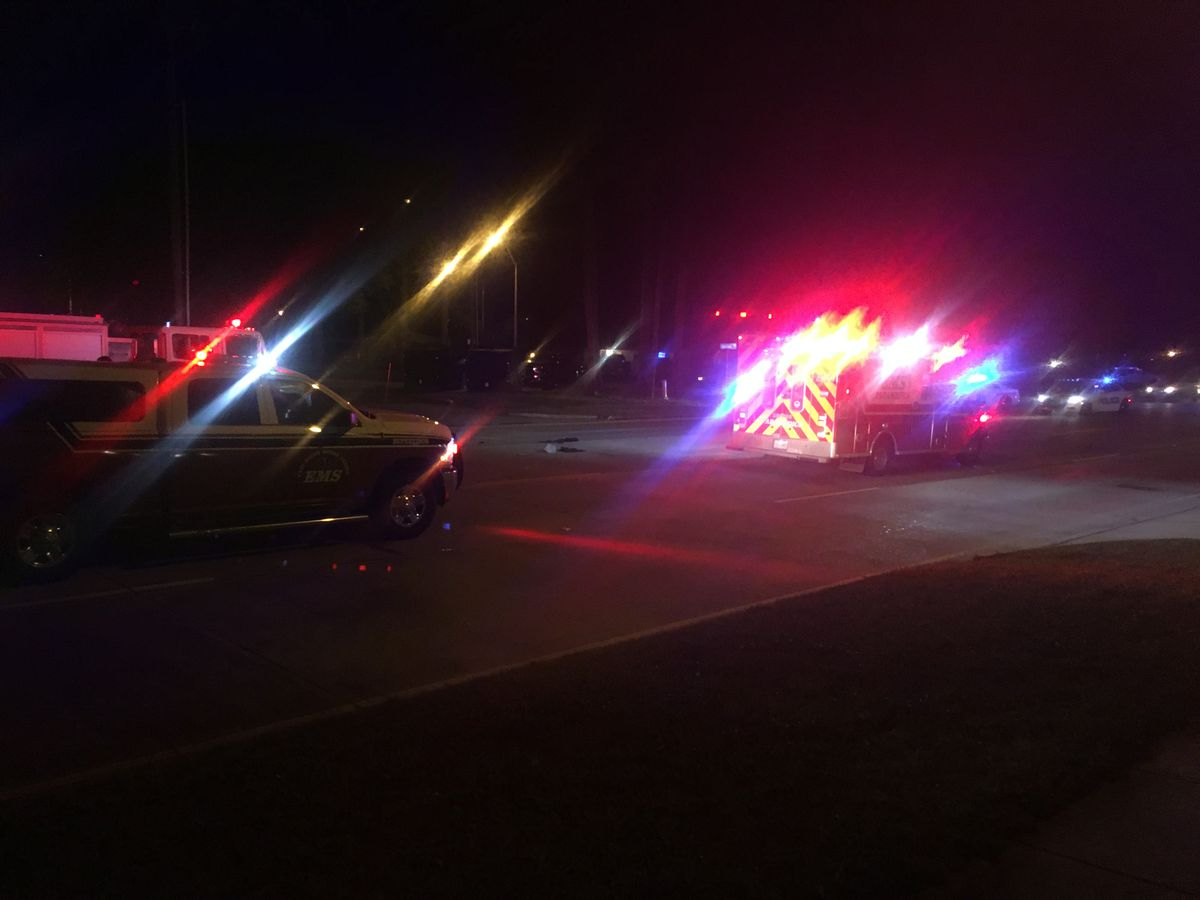 Person critical after being hit by car on N Sherwood Forest