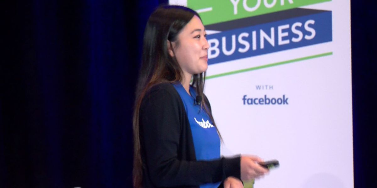 Facebook stops in Baton Rouge to help small businesses grow