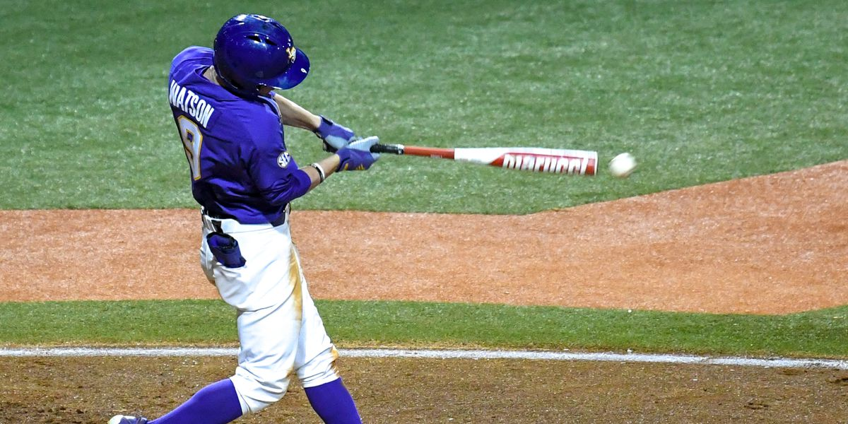 Bats come alive as No. 10 LSU drums Kentucky in Game 2