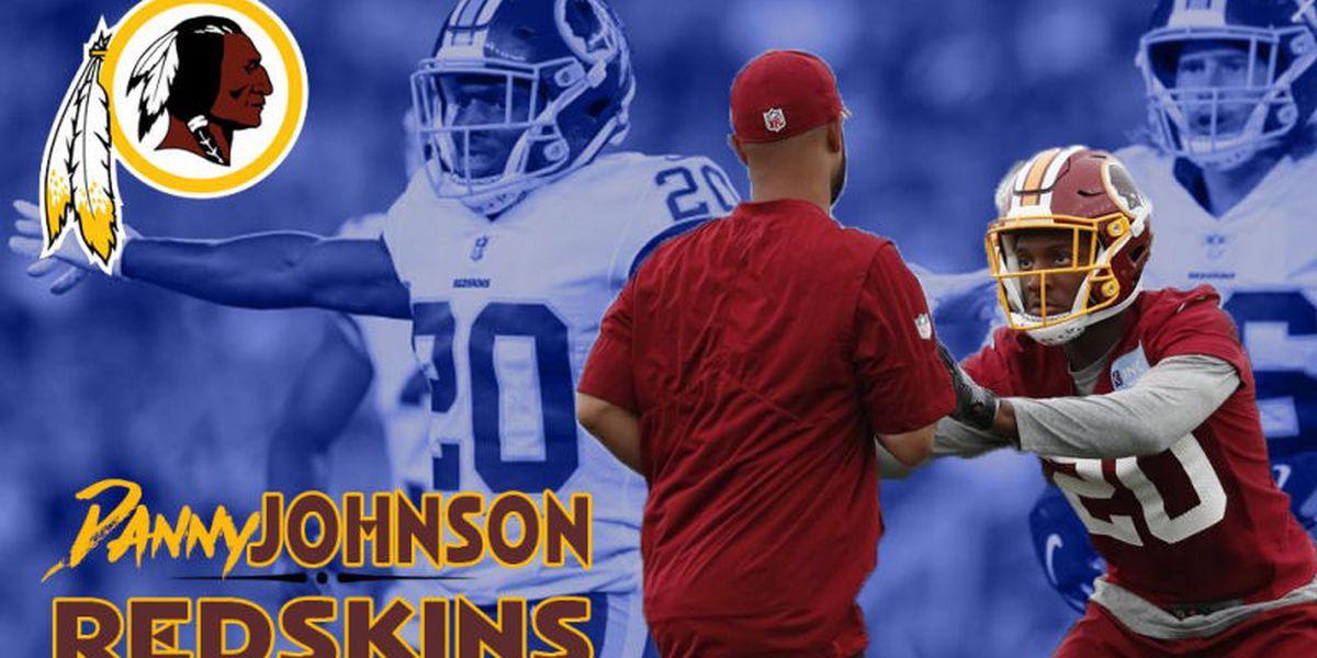 Southern University s Danny Johnson makes final roster for Washington  Redskins ebb5d1548