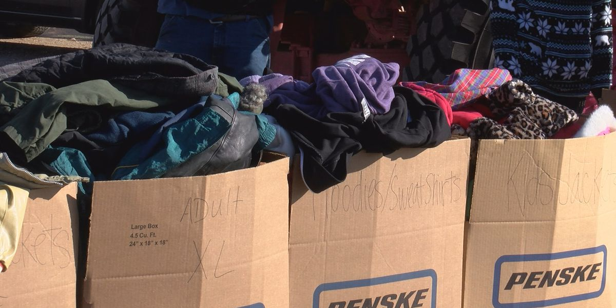 'Getting Our Vets Ready for Winter' drive to help homeless veterans