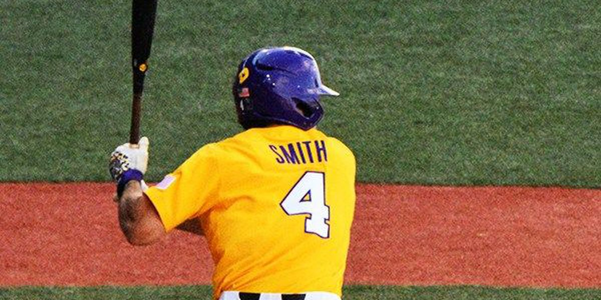 LSU baseball's offense explodes in 10-4 win over Lamar