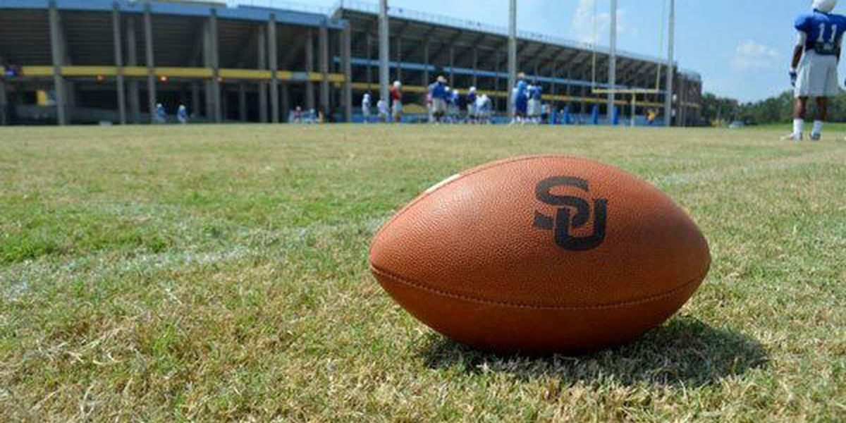 Southern University football game moved up due to Hurricane Patricia