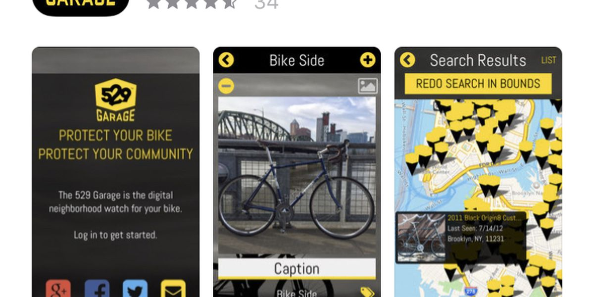 BRPD pushes app designed to help recover stolen bikes