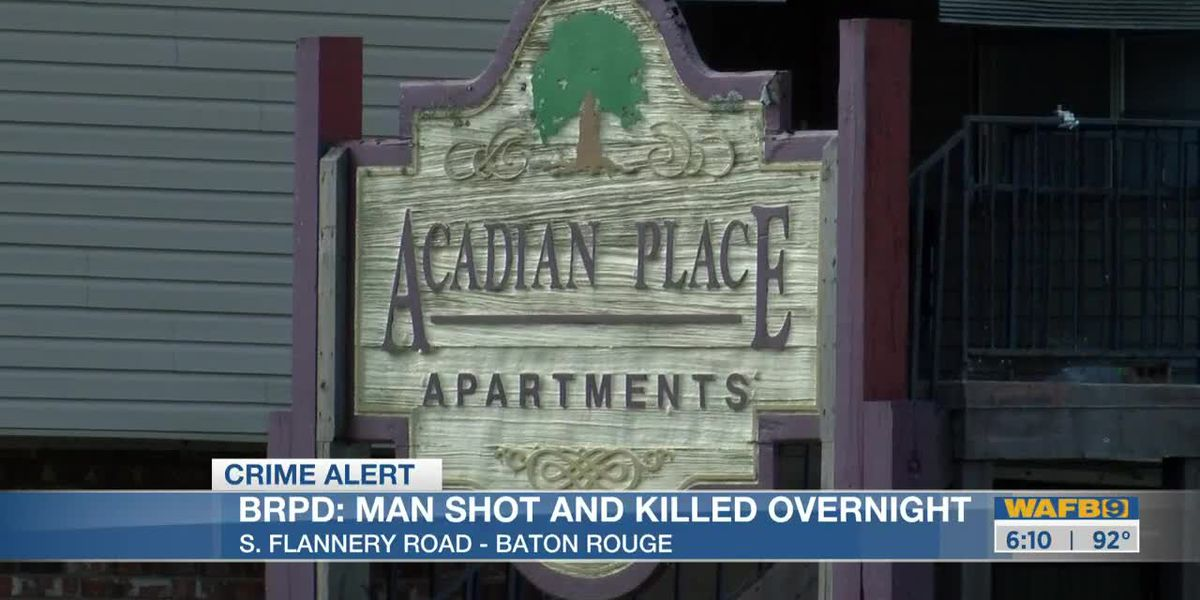 21-year-old found shot and killed in parking lot on S Flannery Road