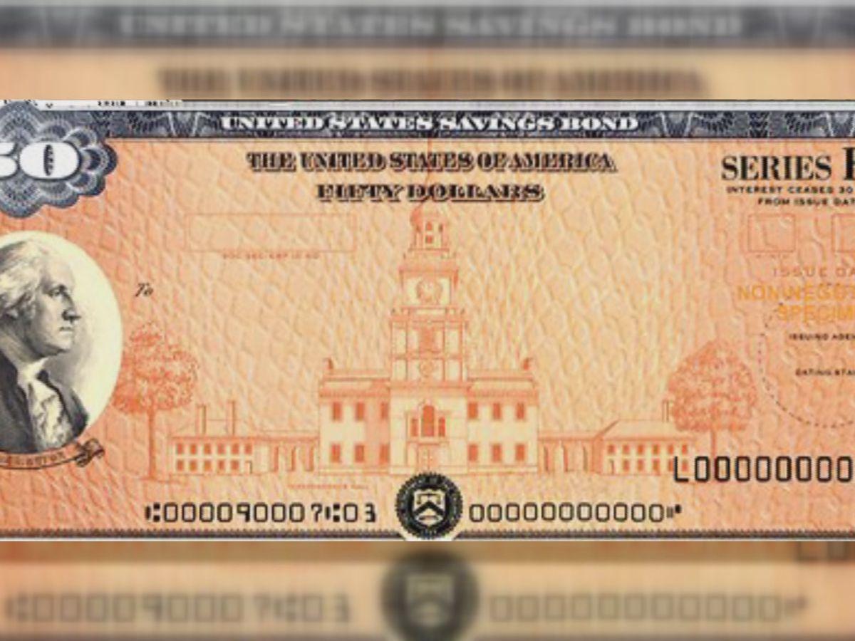 Sen. Kennedy pushing legislation to return unclaimed savings bonds