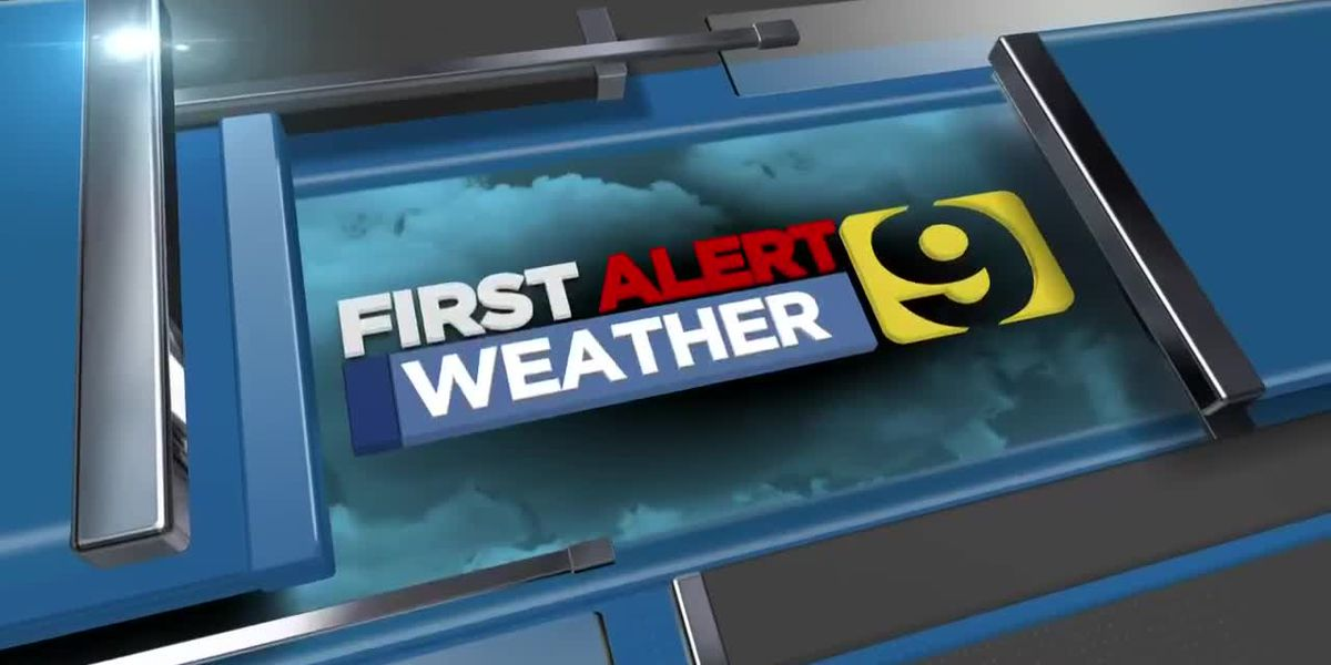 FIRST ALERT FORECAST: Hot and mainly dry to start the workweek