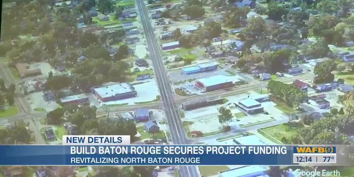 Build BR secures funding for North BR