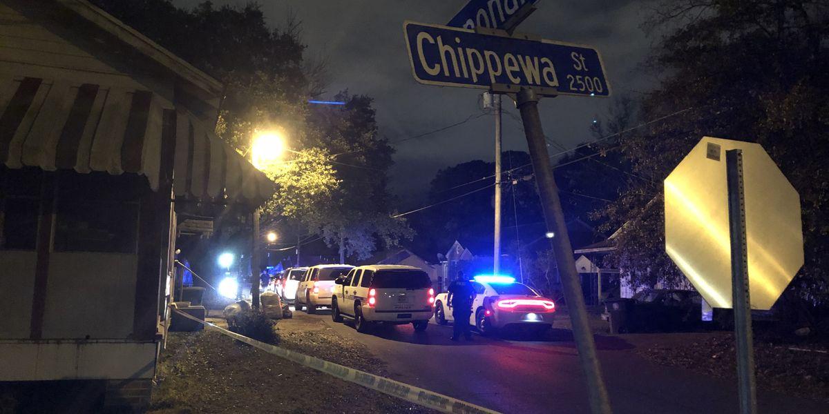 1 injured in shooting on Wenonah Street