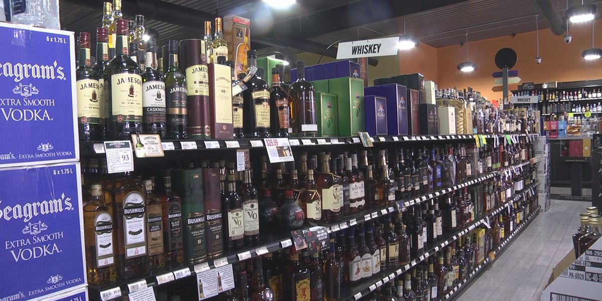ATC says at this time, alcohol sales in La. have NOT been suspended