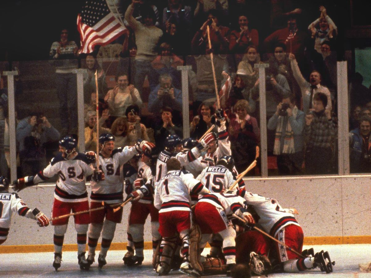 40 years ago, the US beat the Soviets in the 'Miracle on Ice'