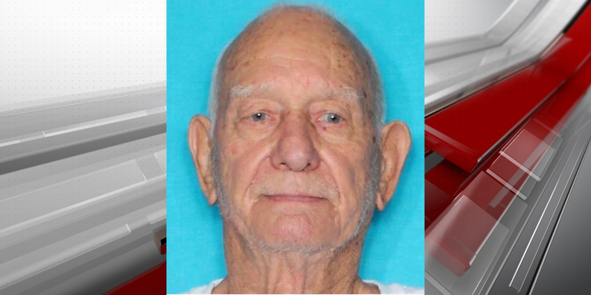 SILVER ALERT: Elderly man with dementia goes missing Thursday