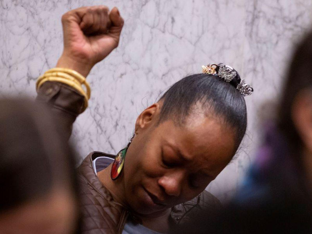 Activist's arrest in Portland galvanizes Black Lives Matter