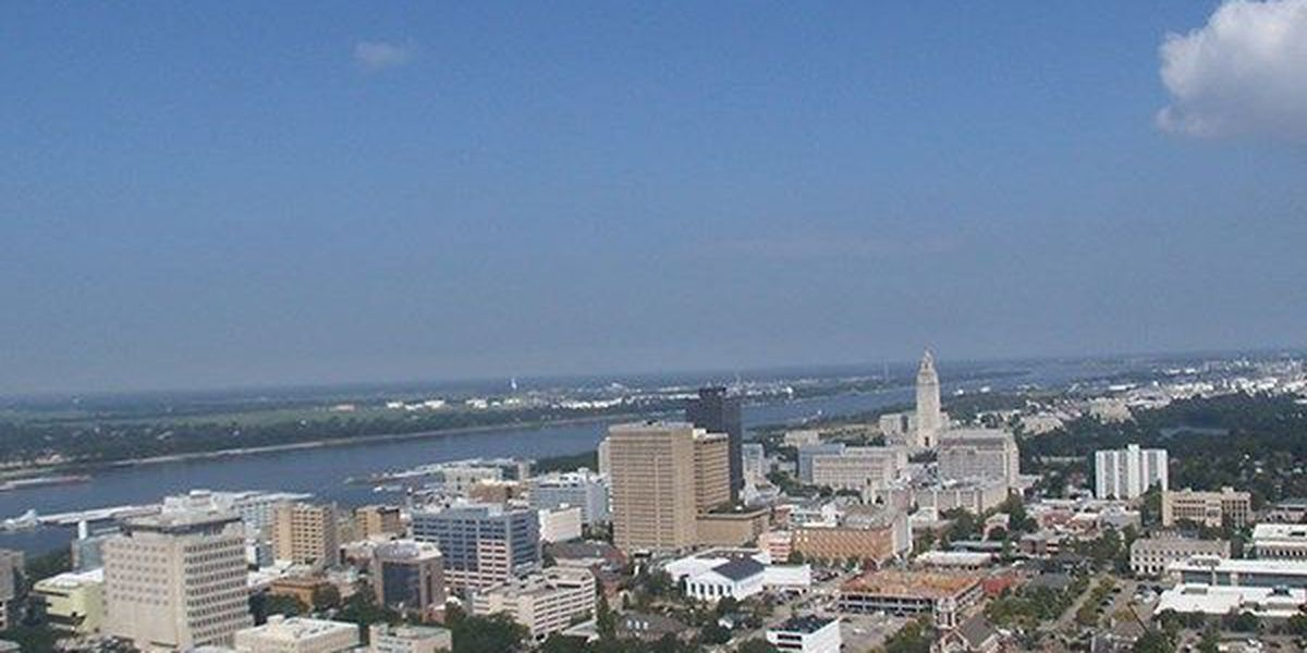 Louisiana now in compliance with national air quality standards