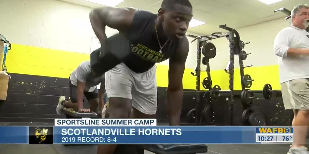 SPORTSLINE SUMMER CAMP: Scotlandville Hornets - Part 2