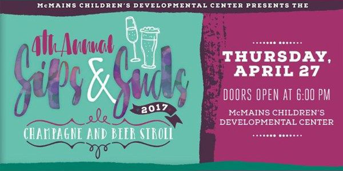 MCDC to host 4th annual Sips & Suds Champagne and Beer Stroll