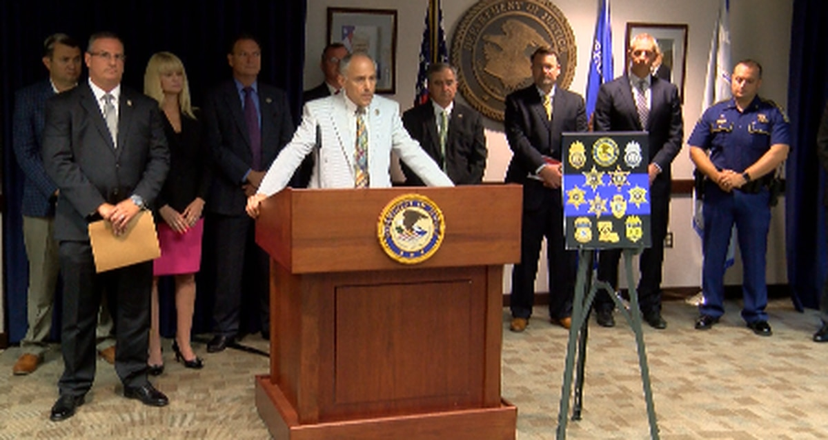 Major drug bust in local parishes related to Mexican drug