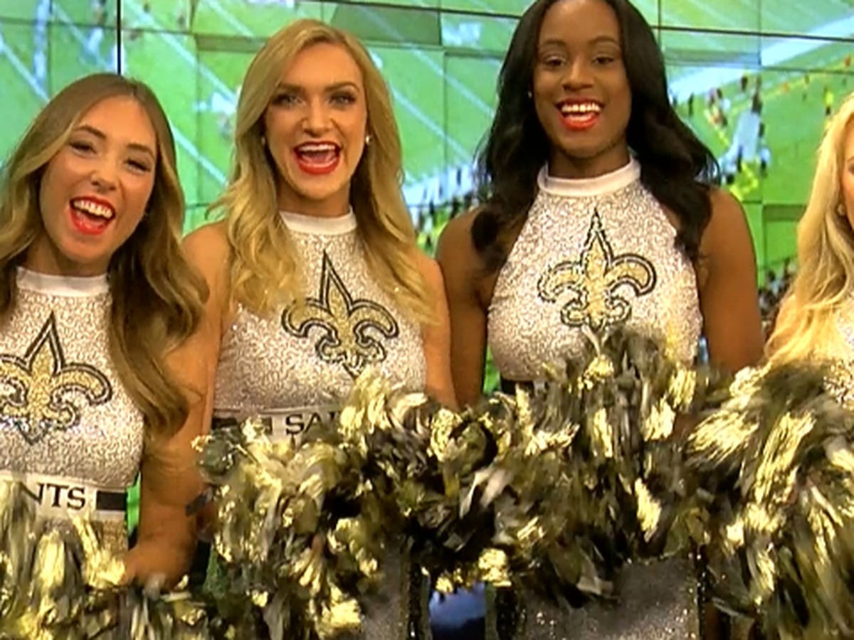 Saintsations and super fans ready for Championship Game