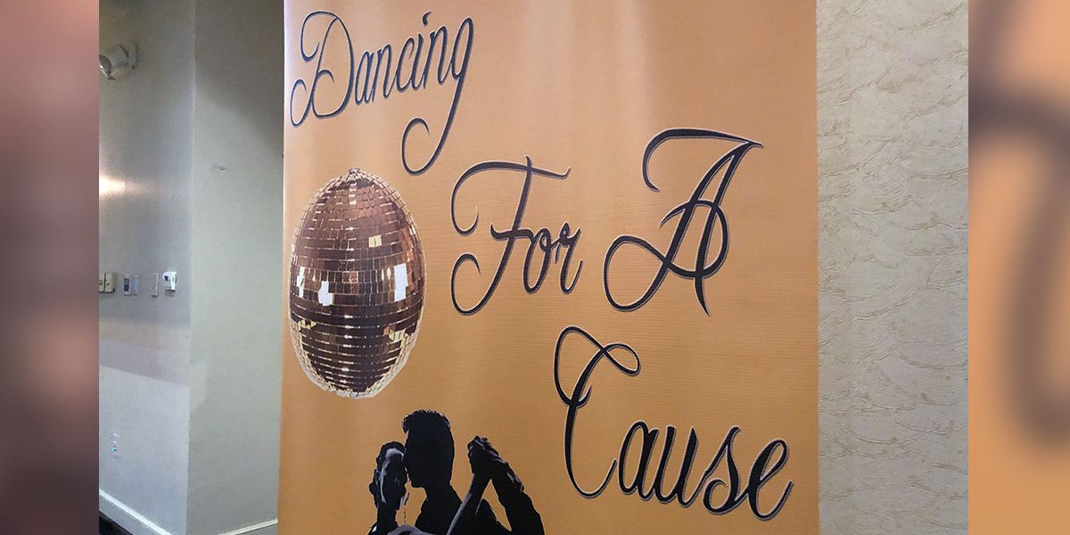 WAFB's Elizabeth Vowell dancing in this year's Dancing for a Cause; event rescheduled due to Hurricane Barry