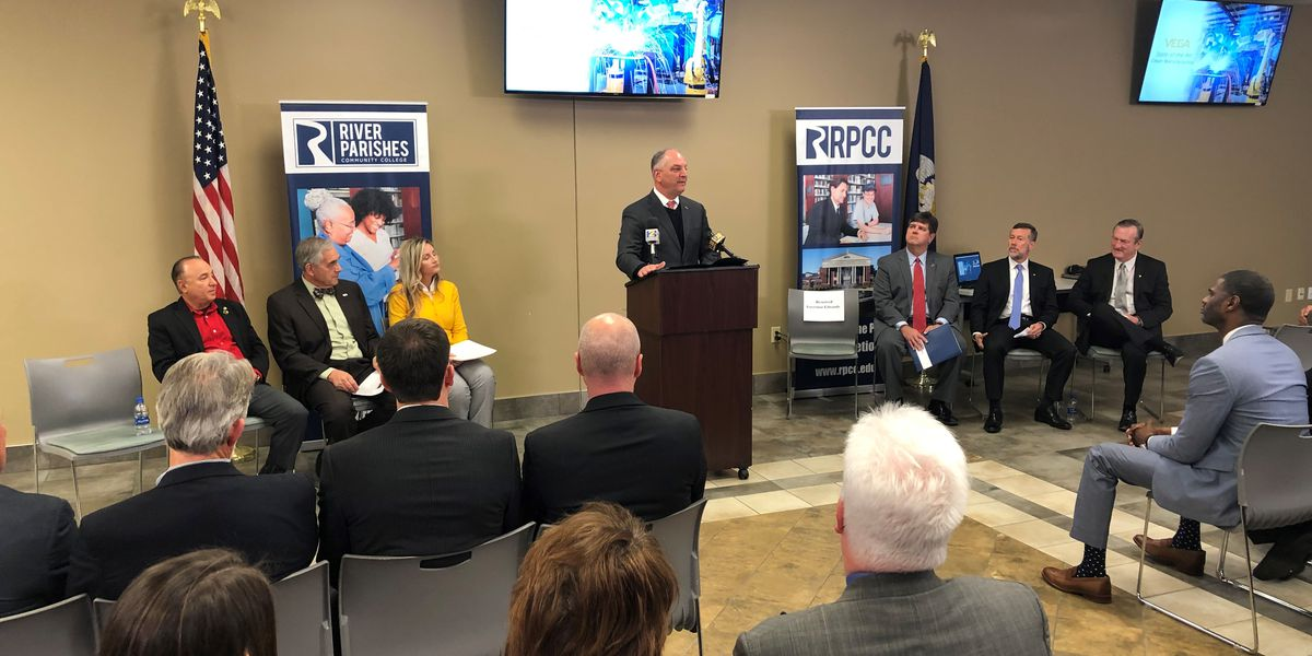 New plant coming to Ascension Parish promises 120 new jobs