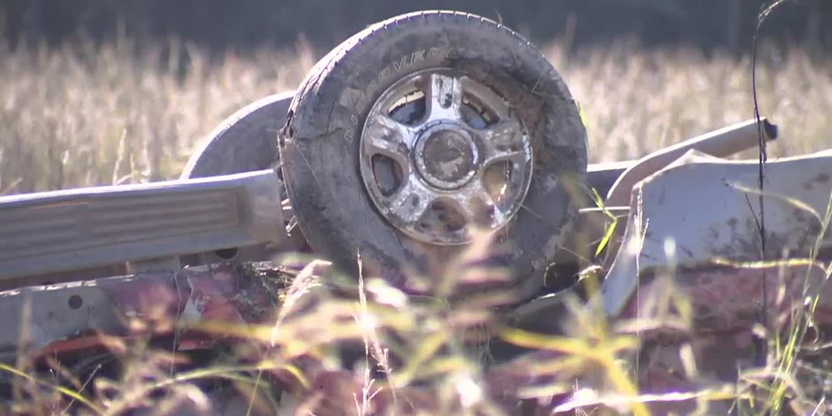 Woman, 6-year-old girl killed in St. Landry Parish crash