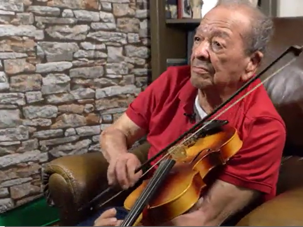 Heart of Louisiana: A Creole Fiddler story