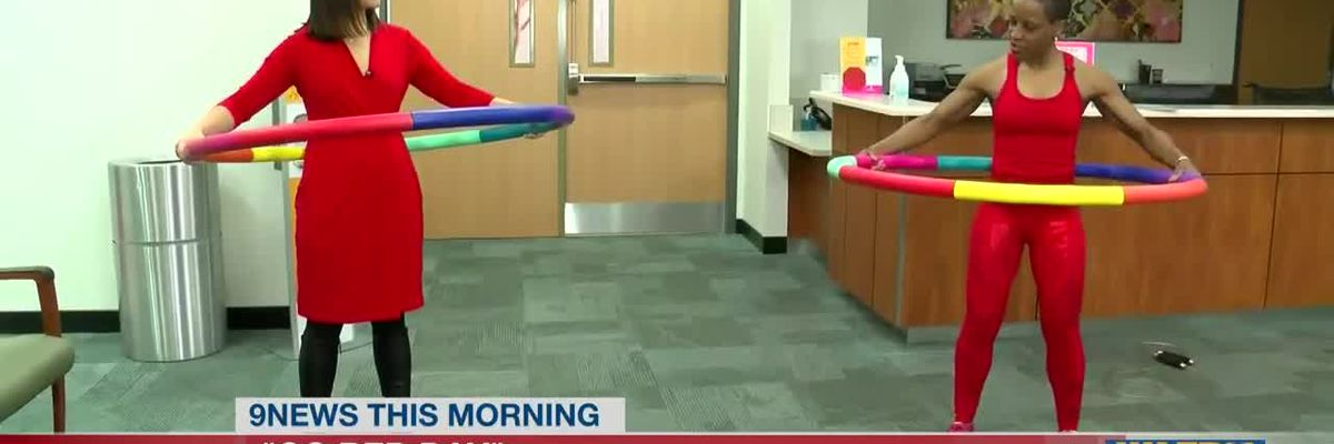 American Heart Assn. & Woman's Hospital present Go Red Day - 5:30 a.m.