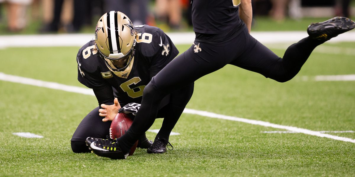 Saints Beat Panthers On Game Winning Field Goal From Lutz As