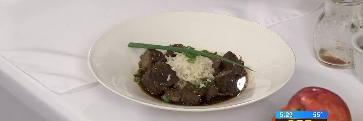 Stirrin' It Up: Slow-cooked Korean-style Beef Short Ribs (Jan. 10, 2019)