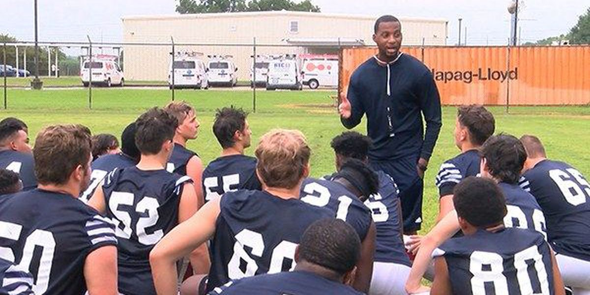 Sportsline Summer Camp: Riverside Rebels