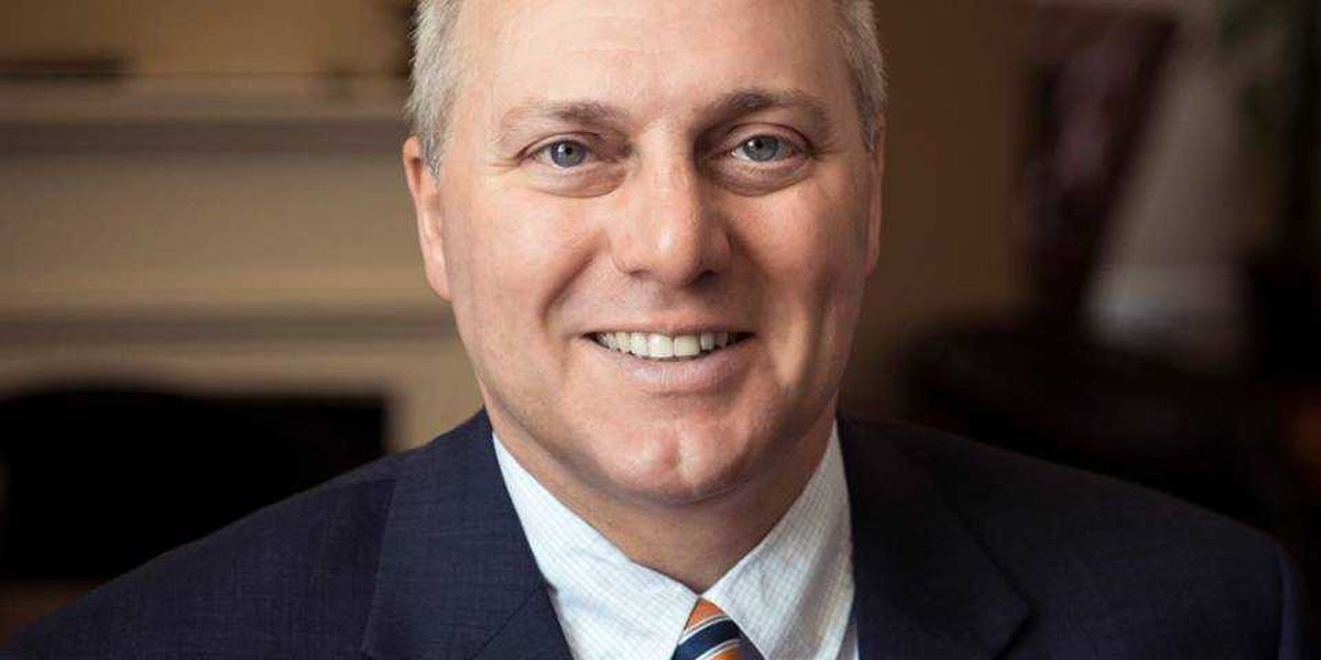 Steve Scalise announces he's self-quarantining after colleague tests positive for COVID-19