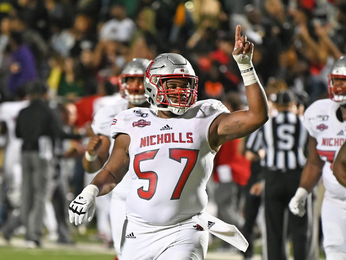 GAME UPDATES: Nicholls vs. North Dakota State in second round of FCS playoffs