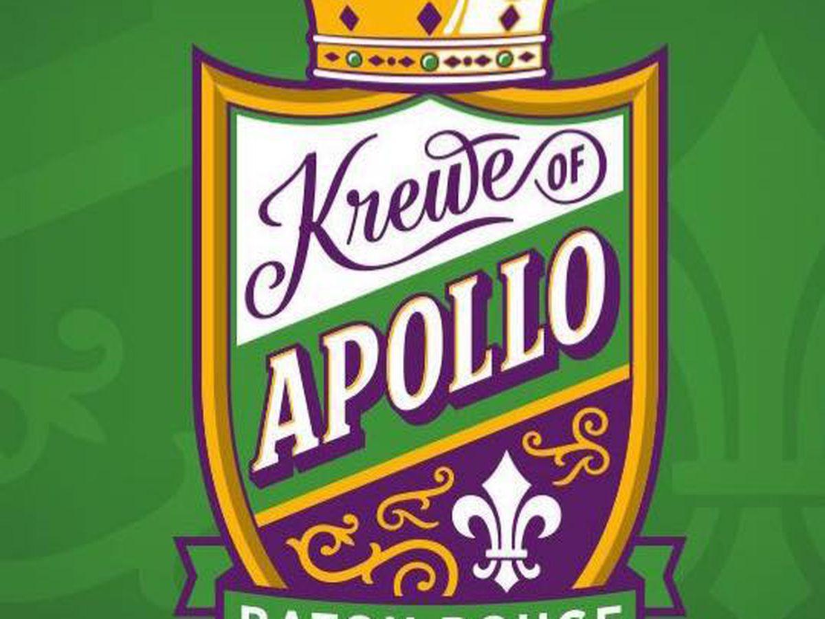Baton Rouge Krewe of Apollo cancels 2021 Mardi Gras ball