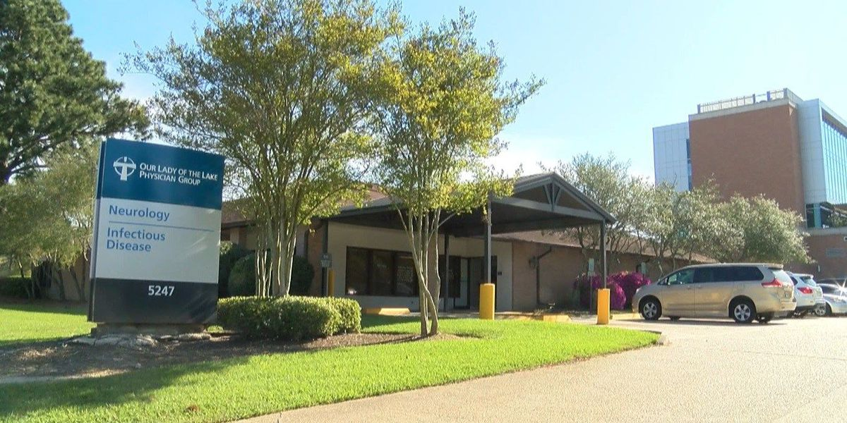 OLOL opens Baton Rouge's first clinic for ALS patients
