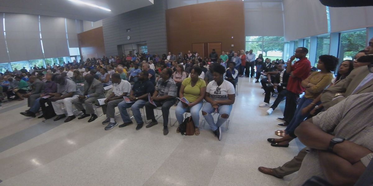 City-parish leaders call on community to find solutions to recent crime wave