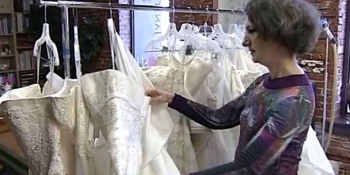 Coronavirus may cause wedding dress shortage