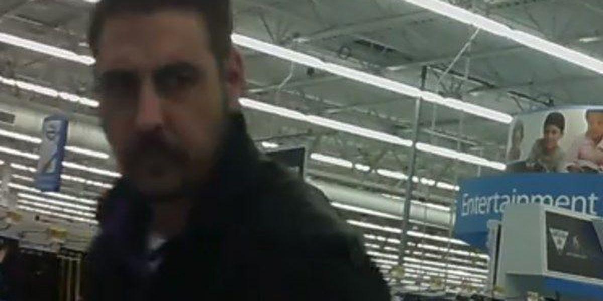 EBRSO seeking Wal-Mart computer thief