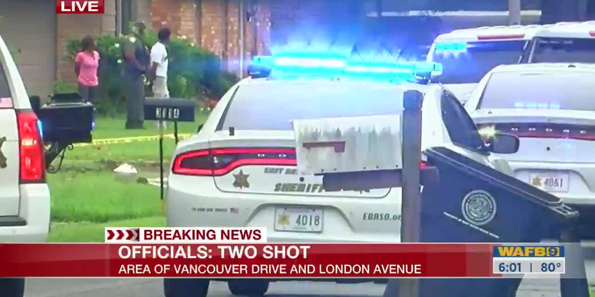 At least 2 reportedly hurt in shooting near Vancouver Drive, London Avenue