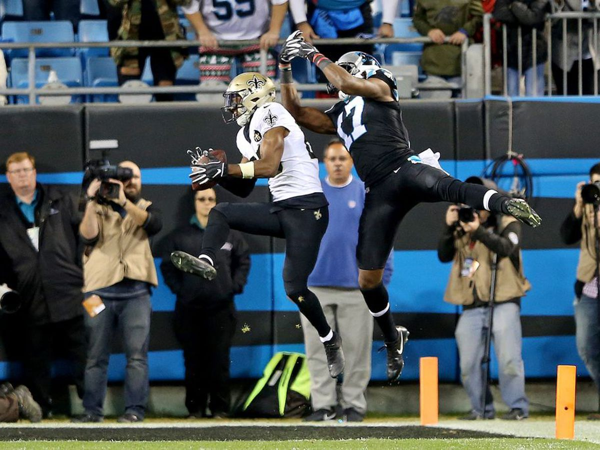 Report: Saints decline to pick up 5th-year option on CB Eli Apple's contract