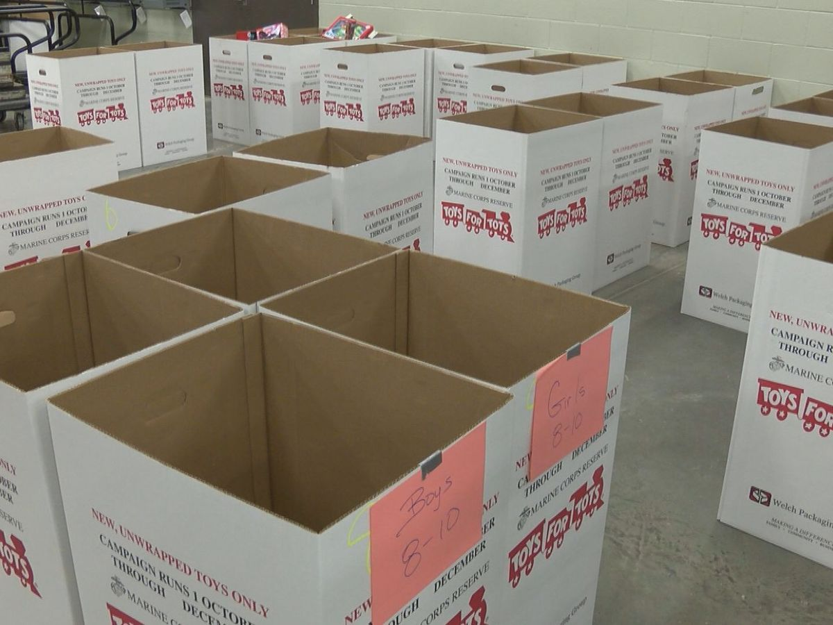 Toys for Tots needs last-minute donations