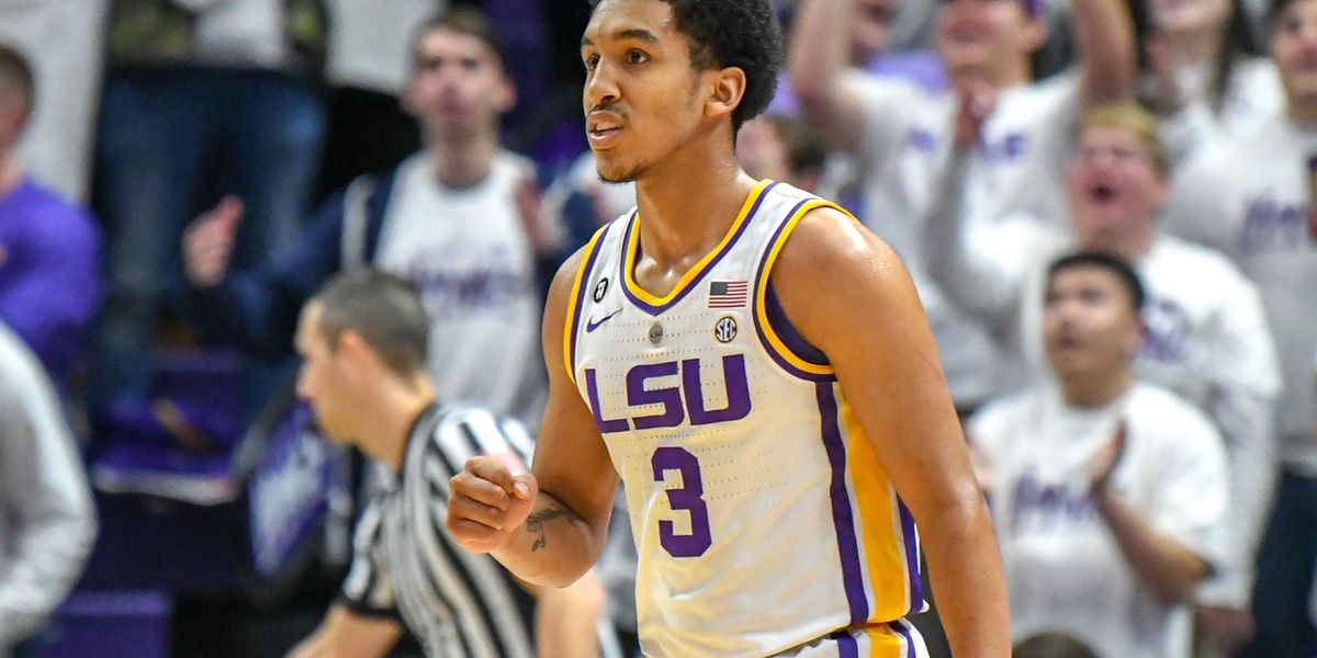 LSU's Waters, Reid earn SEC honors