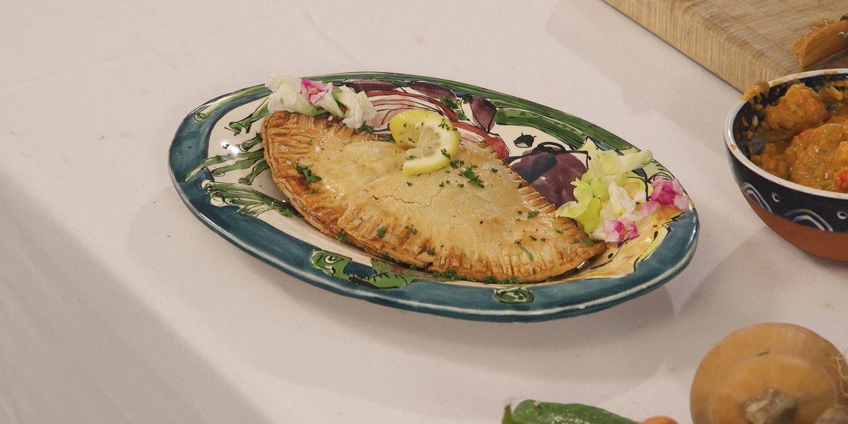 Thelma Parker's Shrimp Pie