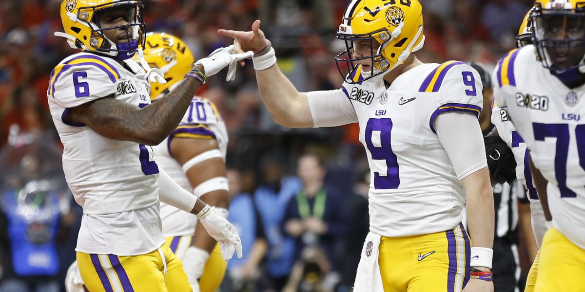 State leaders congratulate LSU on historic national championship victory
